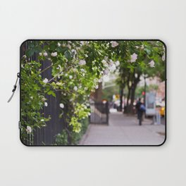 Friday Evening in the West Village Laptop Sleeve