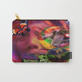Blue Earth Uprooted Carry-All Pouch