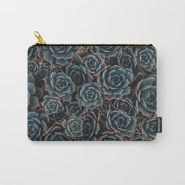 succulents #society6 #decor #buyart Carry-All Pouch