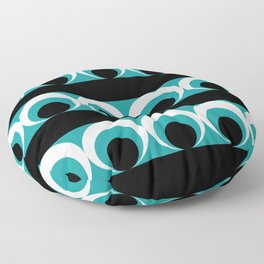 Geometric pattern Floor Pillow