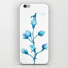 Baby Blue #2 iPhone & iPod Skin