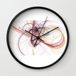 Technik mets Art   (A7 B0126) Wall Clock