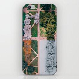 UW Cherry Blossoms: 4 Seasons iPhone Skin