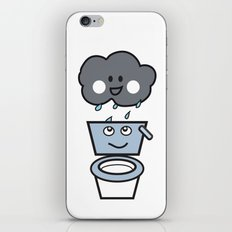 thirsty iPhone & iPod Skin