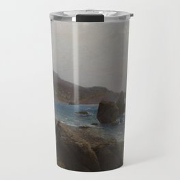 LAGORIO, LEV (1827-1905) Sea Shore. Crimea Travel Mug
