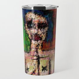 All pain internal externalised Travel Mug