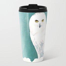 Arctic Eyes Travel Mug