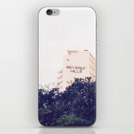 Beverly Hills Hotel iPhone Skin