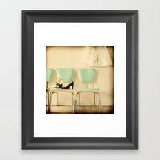 Domestic Framed Art Print