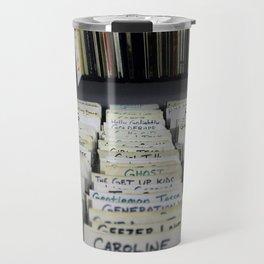 Record Store Travel Mug