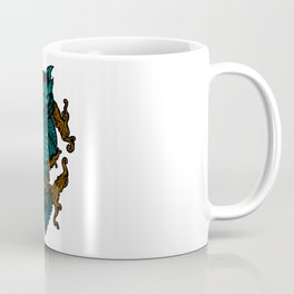 Owl illustration Coffee Mug