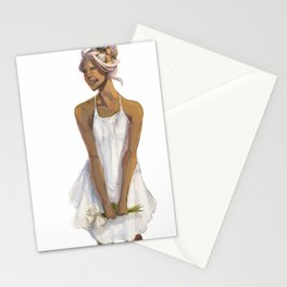 Flower Crowned | Allura Stationery Cards