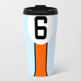Classic Le Mans Design Travel Mug