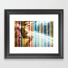 Eternal Wait Framed Art Print