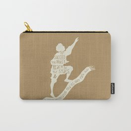 To Succeed you Must Reach for the Stars and Let you Imagination find its own Path - Aladdin Carry-All Pouch