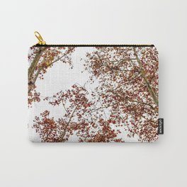 Red leaves II Carry-All Pouch