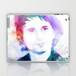 Matthew Bellamy Laptop & iPad Skin