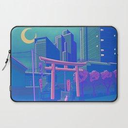 Neon Moon Laptop Sleeve