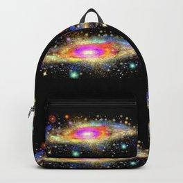 Milky Way Galaxy Backpack