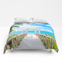 Lookout Point Comforters