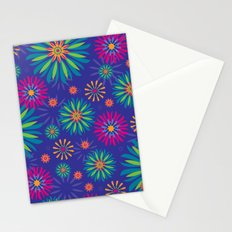 Psychoflower Violet Stationery Cards