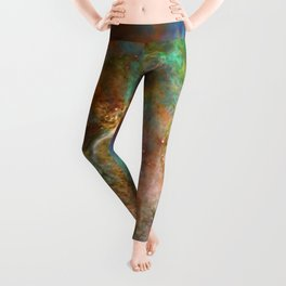 Carina Nebula Space Beauty Leggings