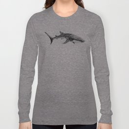 Whale Shark Long Sleeve T-shirt