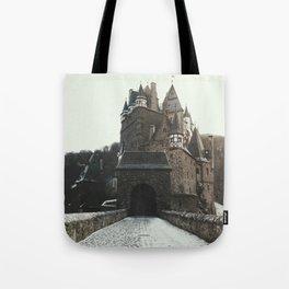 Finally, a Castle - landscape photography Tote Bag