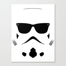 Shadetrooper Canvas Print