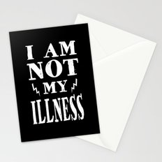 I Am Not My Illness - Print Stationery Cards
