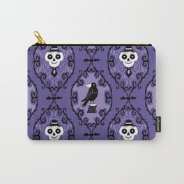 Dandy Skull Carry-All Pouch