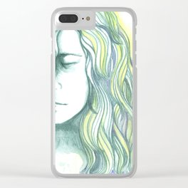 The Thaw Begins Clear iPhone Case