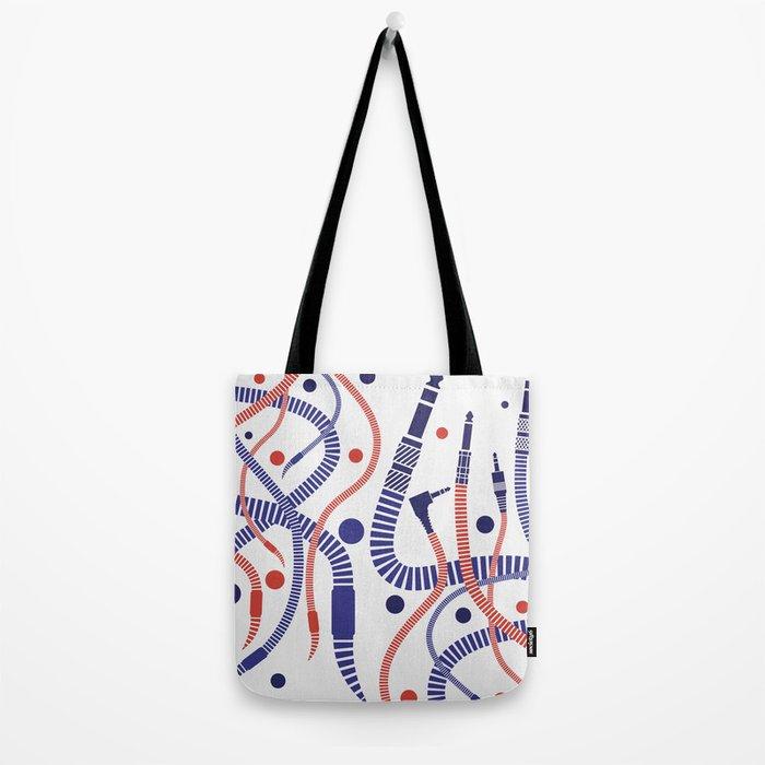 Jackworms Tote Bag