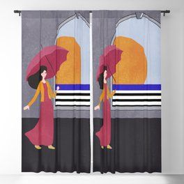 Lovin Autumn Farewell Summer Blackout Curtain
