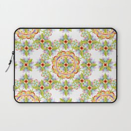 Starflower Blossoms Laptop Sleeve