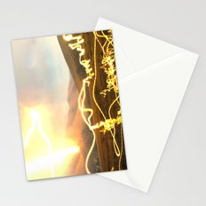 Crackle, Fizz, Pop by D. Porter Stationery Cards
