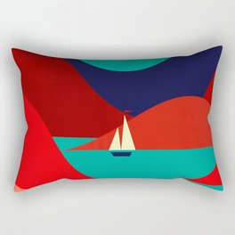 Inlet Rectangular Pillow