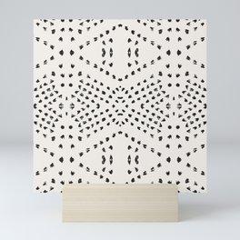 BOHO TILE Mini Art Print