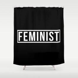 Feminist 2 Shower Curtain