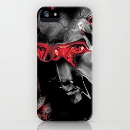 About Face iPhone Case