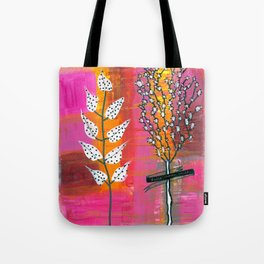 Hello, mother earth. Tote Bag