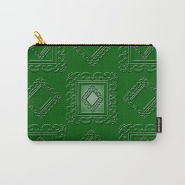 Camarone Greenery Carry-All Pouch