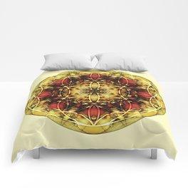 Sacred Geometry Mandalas 4 Comforters