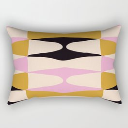 Zaha Dama Rectangular Pillow