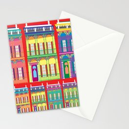 NEW ORLEANS HOUSES Stationery Cards