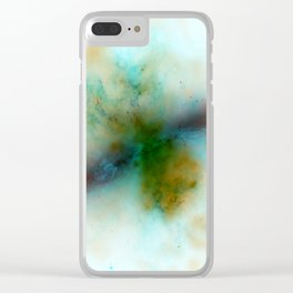 We Are All Made Of Star Dust Clear iPhone Case