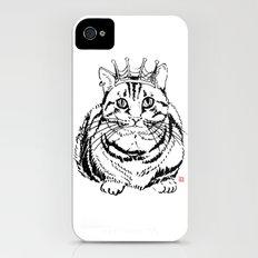 I am KING iPhone (4, 4s) Slim Case