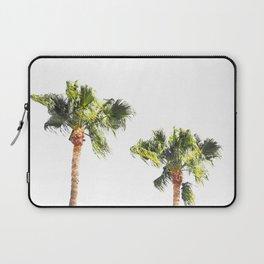 Minimal Palm Trees Threesome Laptop Sleeve