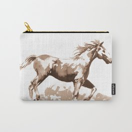 Ink Horse Carry-All Pouch
