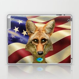 Patriotic Arizona GQ Coyote Laptop & iPad Skin